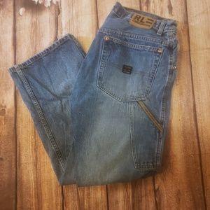 Ralph Lauren vintage jeans euc 32×30